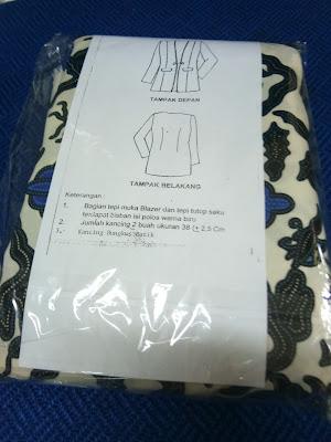 Jual Bahan Blazer Jalasenastri, jual bahan batik jalasenastri, jual atribut jalasenastri,ju