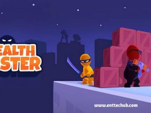 Stealth master mod apk latest version