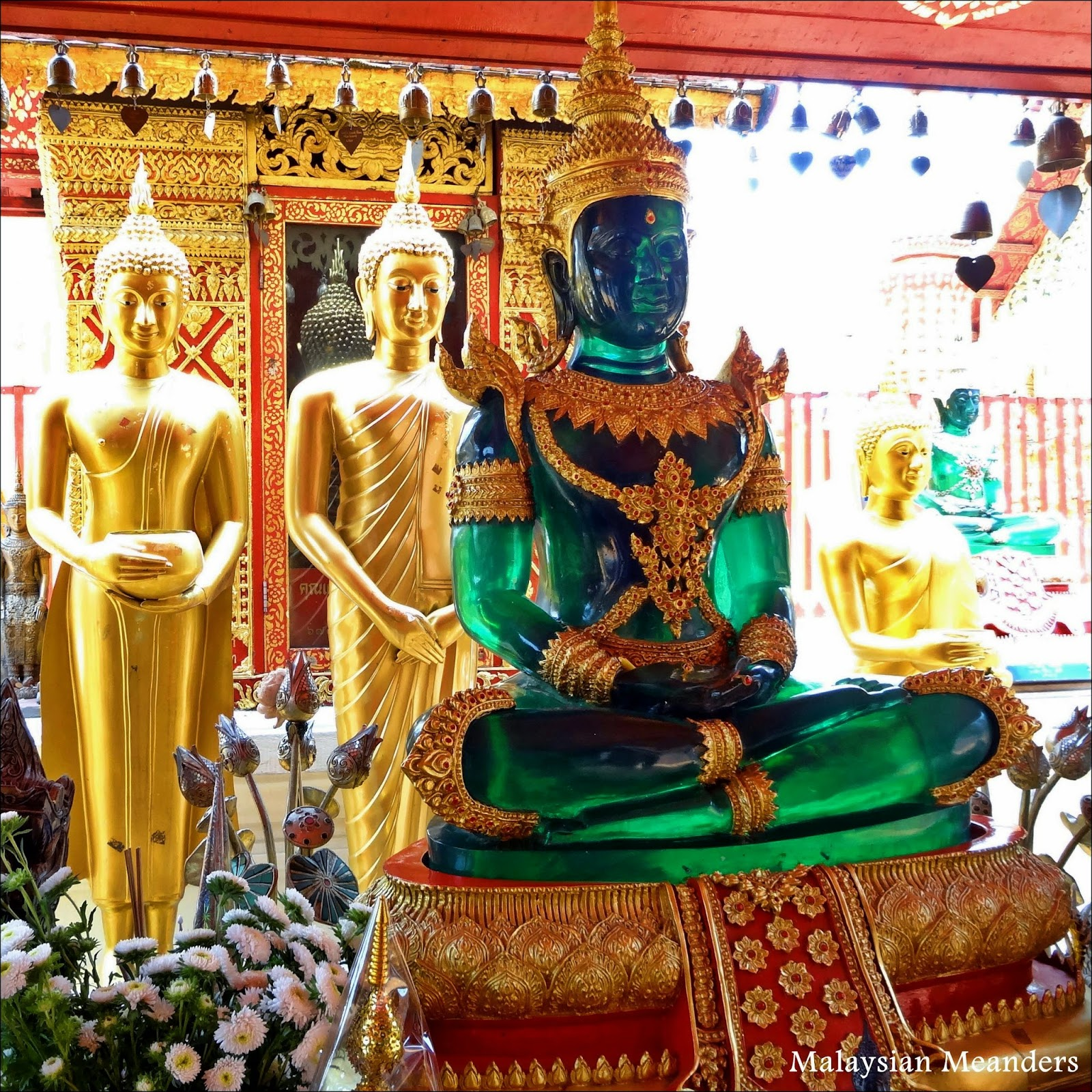 Chiang Mai, temple, Wat Phra That Doi Suthep