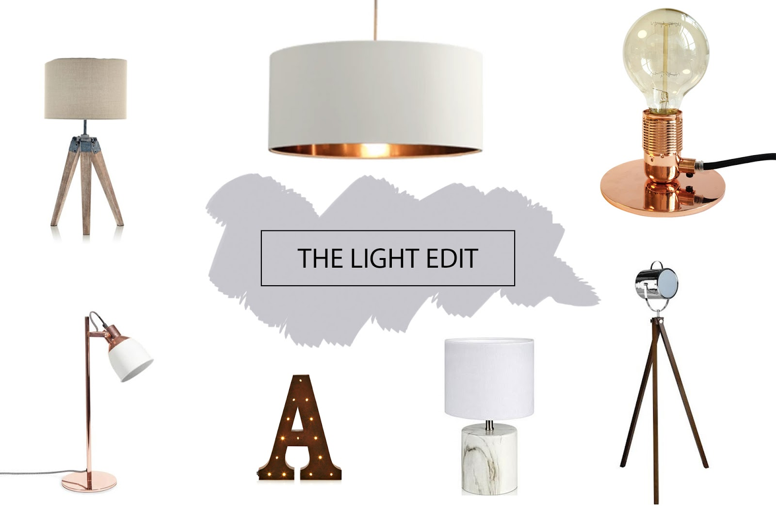 Image of lighting and home accessories