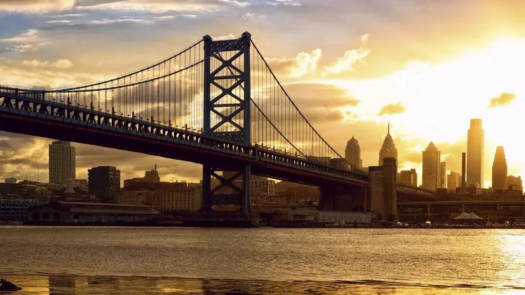 Delaware River USA