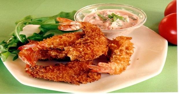 Crunchy Fried Shrimp Recipe