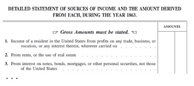 tax form 1863