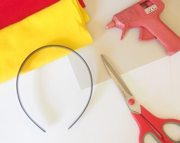 DIY : accessoires Winnie l'Ourson