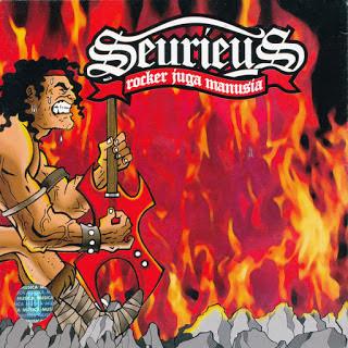 Seurieus - Rocker Juga Manusia (Full Album 2004) - LaguBebass