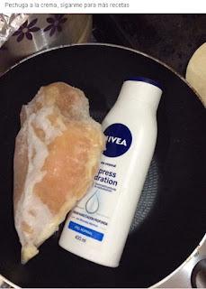 pechuga a la crema