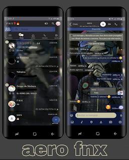 Old Man Theme For YOWhatsApp & Aero WhatsApp By Ave fénix