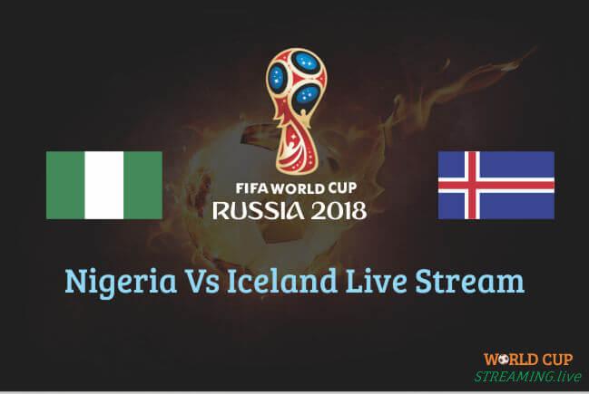 نيجيريا تنعش آمالها في التأهل فوزها على آيسلندا 2-0