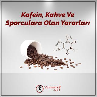 Kafein Supplementi Nedir, Kahve İçmenin Sporculara Faydaları