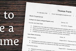 Is Your Resume Offering Yourself or YOUR JOB Short Now?