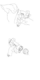 pembersihan spray gun