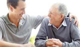 Five Helpful Things to Remember As Parents Age