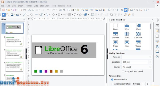 LibreOffice Download  For Windows