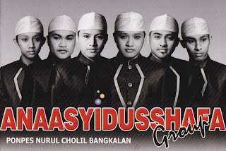 Collection of 70 Mp3 Qasida and Nasheed Anaasyidusshafa