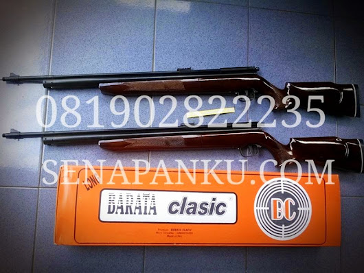Senapan Angin Sharp Barata Clasic Salatiga |