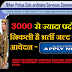 APPLY ONLINE FOR BIHAR POLICE SUB INSPECTOR ( SI ) AND OTHER POST