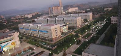 mbbs in Al Farabi Kazakh National University kazakhstan