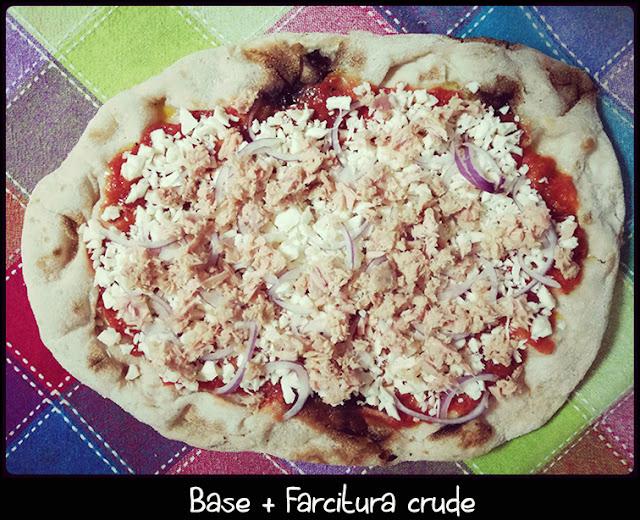 Laltra pizza collaborazione farcitura