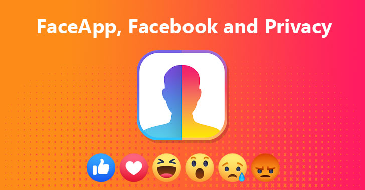 facebook faceapp privacy