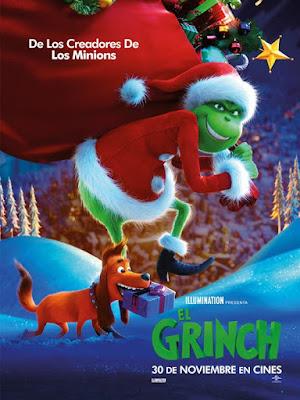 El Grinch Poster 2018