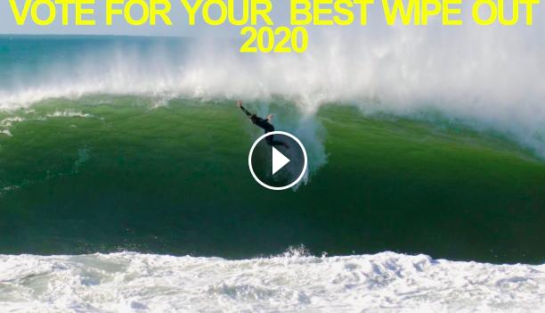 HOSSEGOR GREATEST WIPEOUTS 2020 ☠️☠️☠️