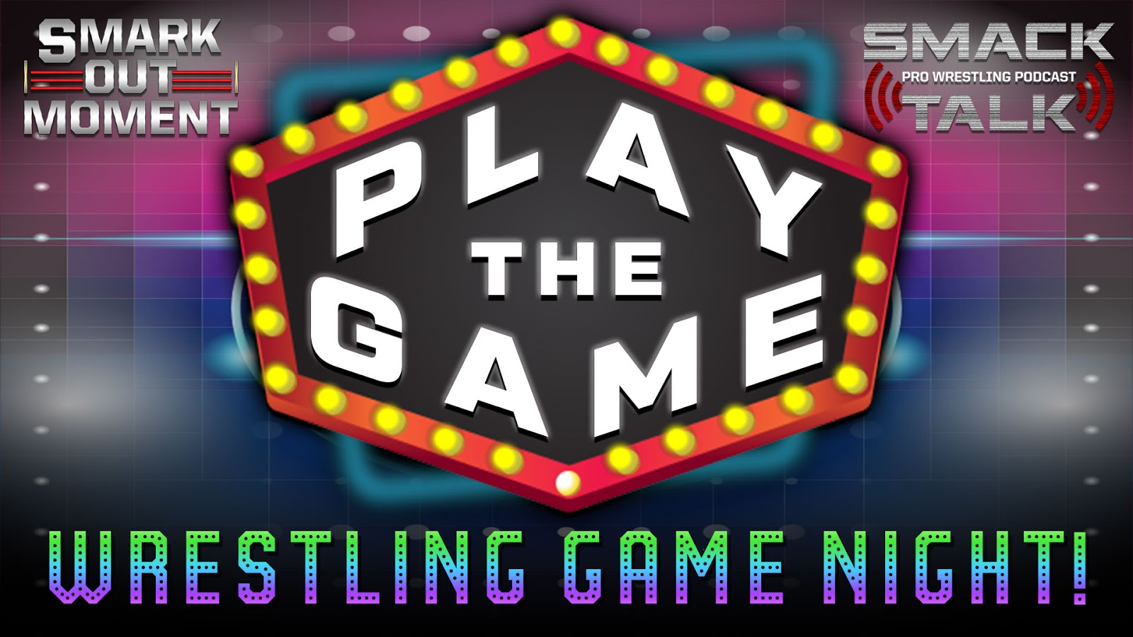 pro wrestling game night Play the Game show