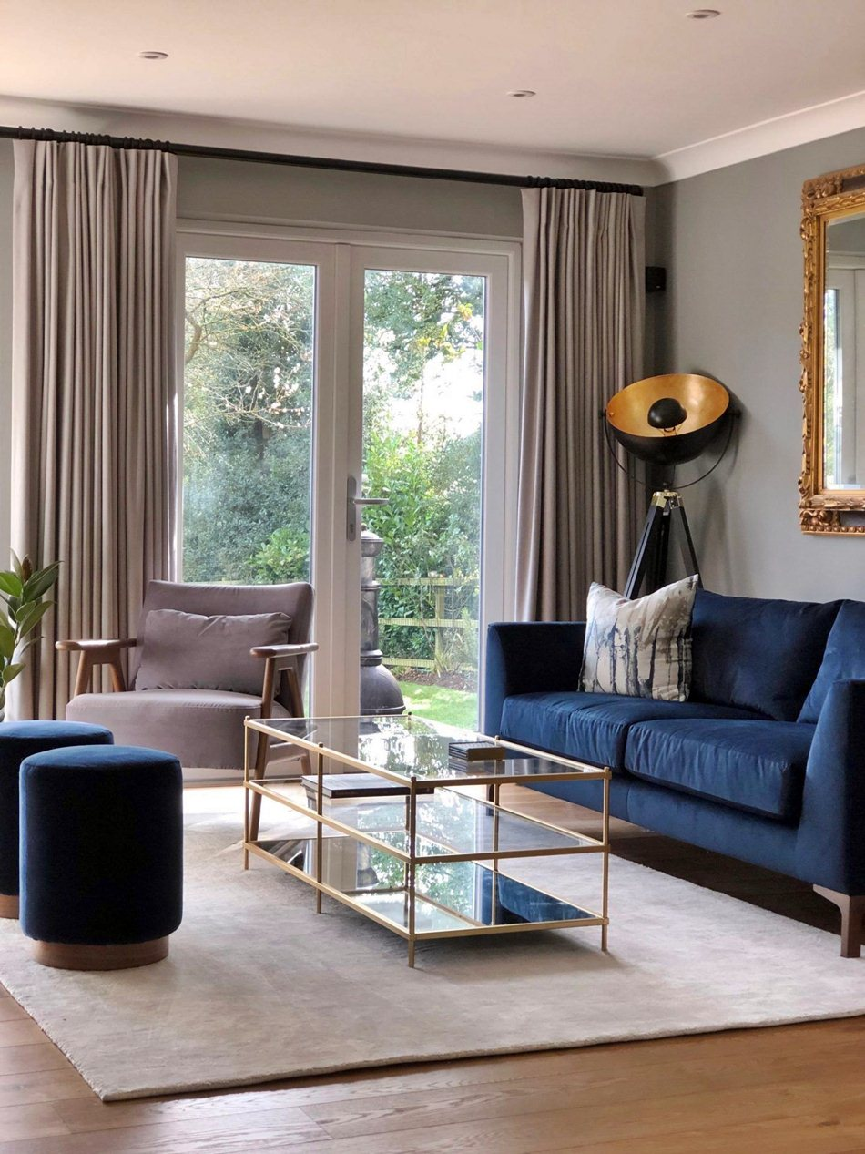 7 Modern and Beautiful Curtain Ideas for Your Living Room ...