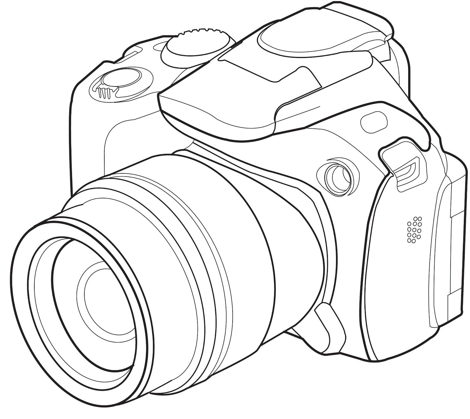 Love SLR Camera