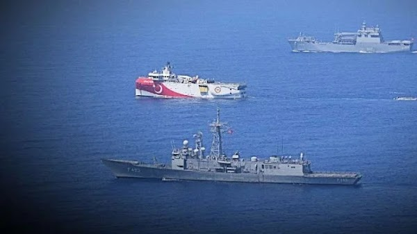 Kapal Induk Nuklir Prancis Dipastikan Lumpuh Jika Nekat Perangi Turki
