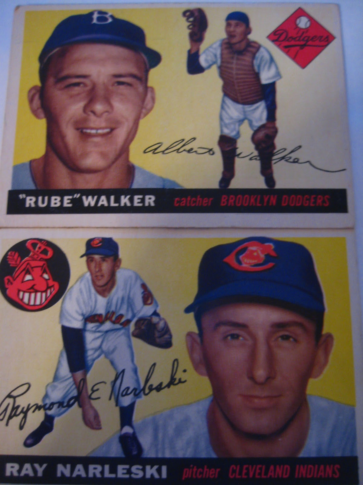 Baseball Cards Come To Life Cards From The Collector Giveaway From