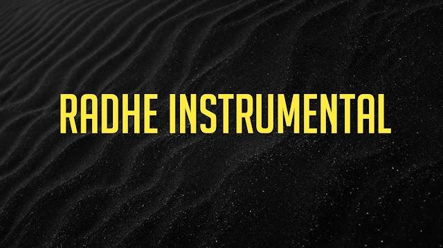 Radhe Instrumental Ringtone Download