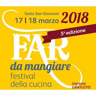 festival della cucina 17-18 marzo sesto san giovanni