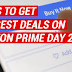 How to get the BEST DEALS on Amazon Prime Day Tips