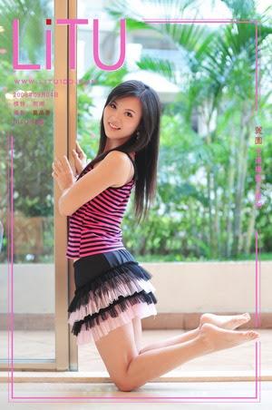 [Litu100.Com] Xiang Xiang - Photoset 01-02