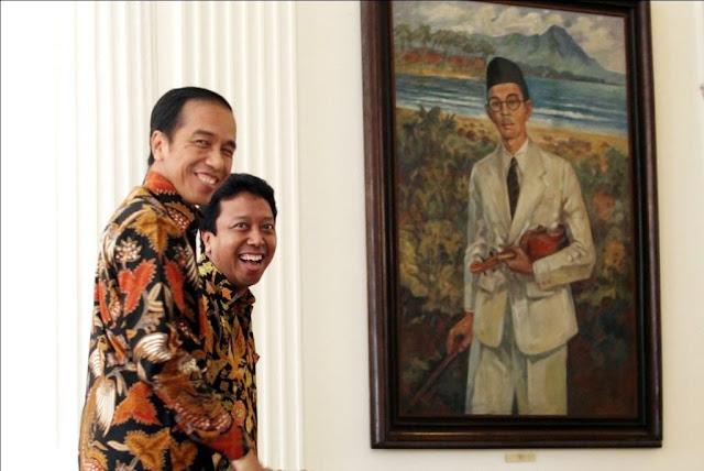 Orang Dekat Jokowi, Kasus OTT Rommy Rugikan Petahana