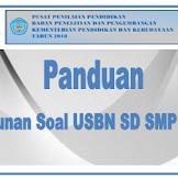 Panduan Penyusunan Soal USBN SD SMP SMA SMK 2019
