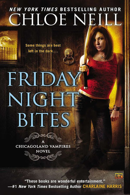 Friday night bites | Chicagoland vampires #2 | Chloe Neill