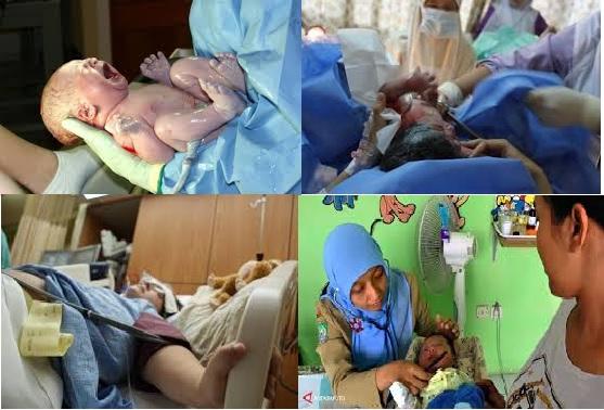 First Aid Childbirth