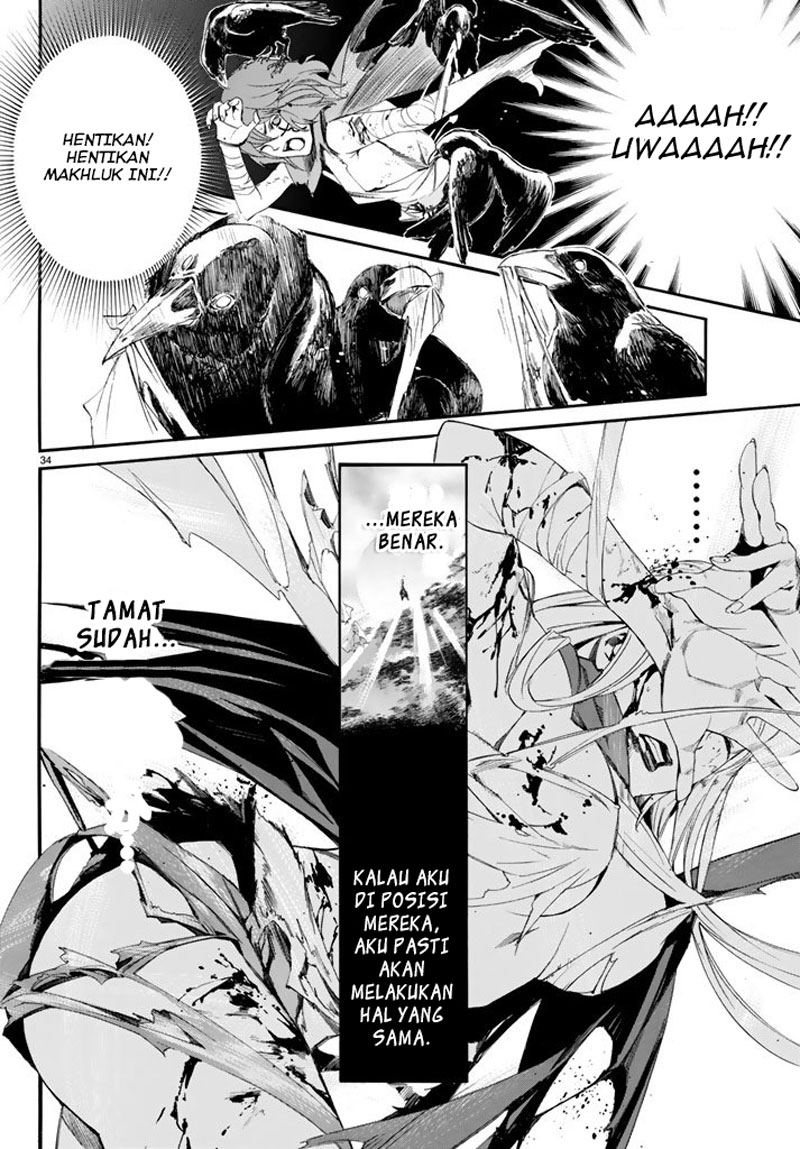 Noragami Chapter 63-33