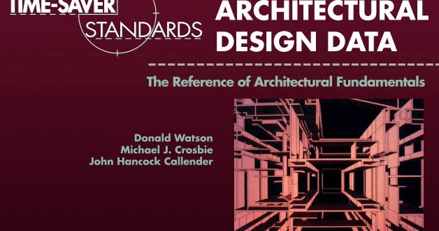 Art Architecture Library Time Saver Standards For Architectural Design Data Seventh Edition