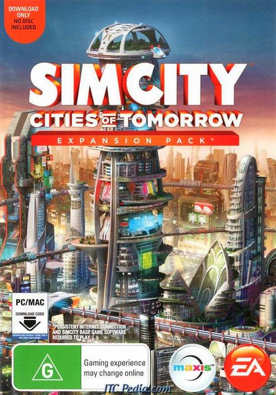 simcity deluxe edition with cities of tomorrow incl update 10-cracked