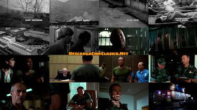Capturas: El sargento de hierro (1986) Heartbreak Ridge