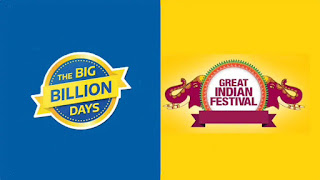 [ Over Now ] Get Ready for the 2 Upcoming Big Sales On Amazon & Flipkart ::