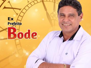 Ex-prefeito Bode pode ser alvo de Investigação Criminal e de Ação de Improbidade Administrativa
