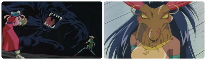 Gokudou-Kun Manyuuki Episódios 23 e 24