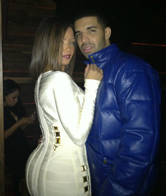 Is drake dating the girl from blackish