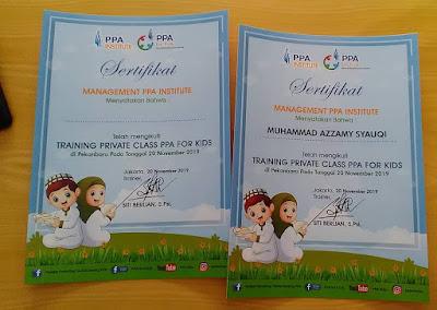 print sertifikat di pekanbaru