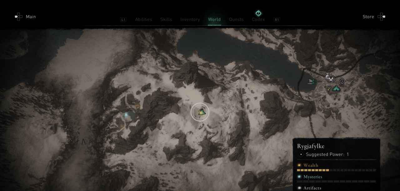 Ingot 6 Map 2