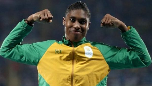 South Africans support Caster Semenya despite lossByadejoy