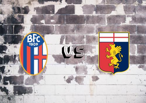 Bologna vs Genoa  Resumen
